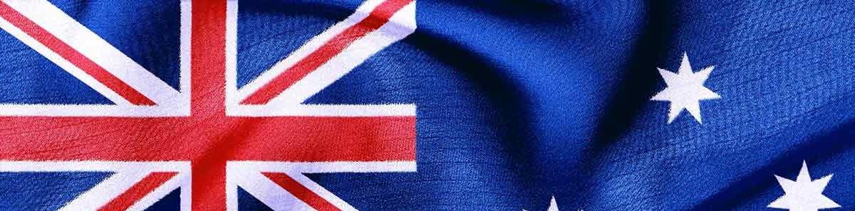 Australian flag adda flagpoles