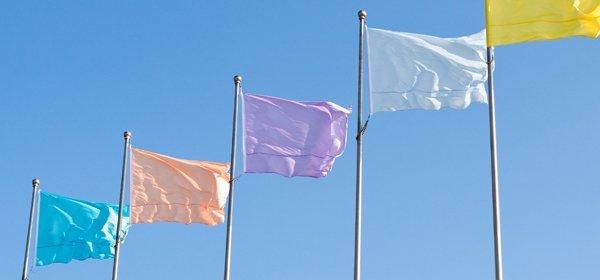 colour flags adda flagpoles
