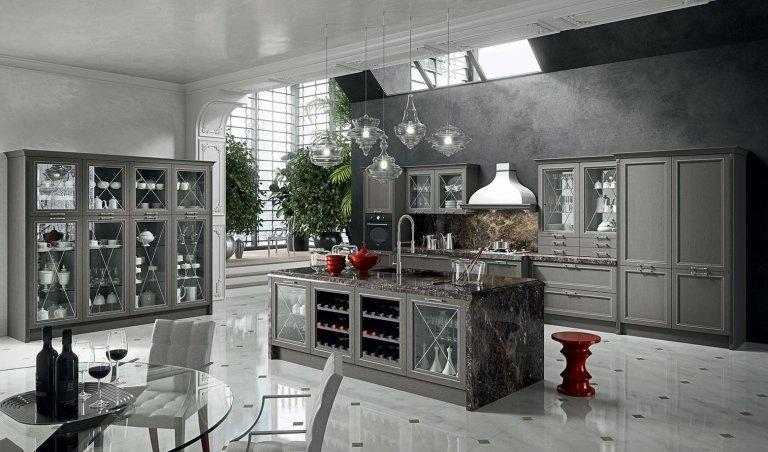 cucina Magistra1 sala