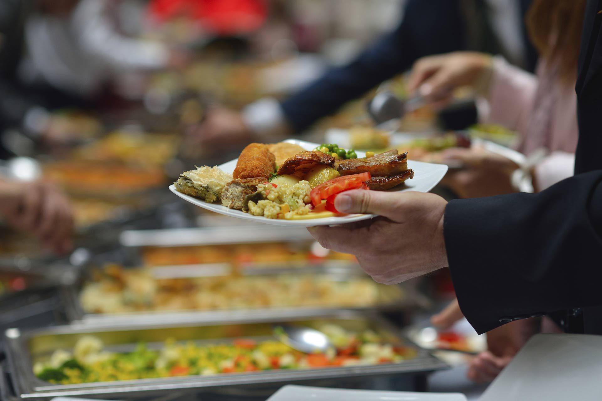 Corporate Catering Hillsborough, CA