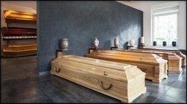 cofani funebri su misura