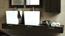 lavabo in marmo tecnico