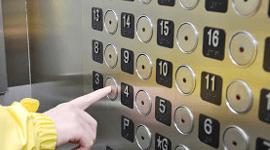 comandi ascensore