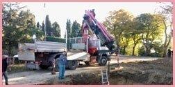 montaggio gru edili