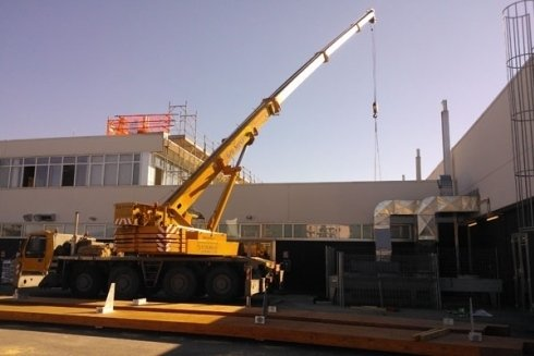 macchinari edilizia