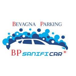 Bevagna Parking Sanificar - Logo