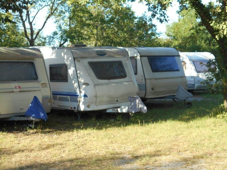 Rimessaggio Camping Carso