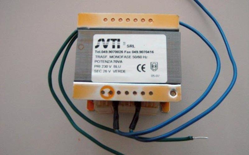 S.V.T.I. Single-phase transformer