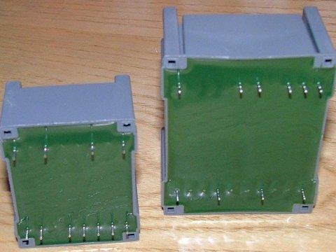 Produzione di trasformatori a basso profilo