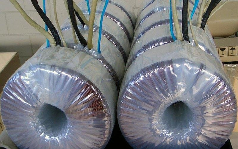 Toroidal electrical transformers