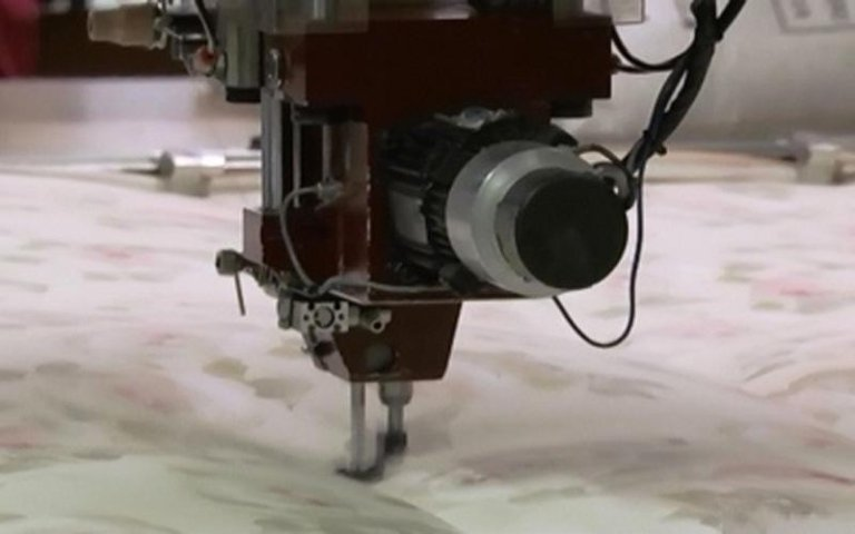 produzione trapunte