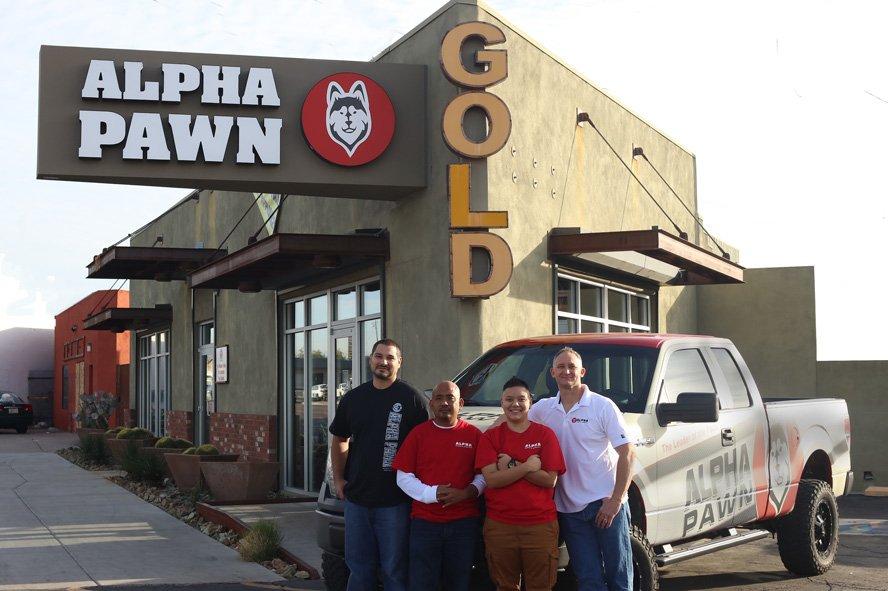 The friendliest pawnbrokers in Phoenix!