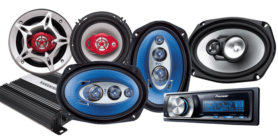 Pawn Your Car Speakers at Alpha Pawn