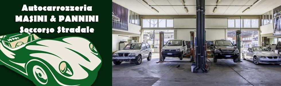 riparazioni carrozzeria multimarca