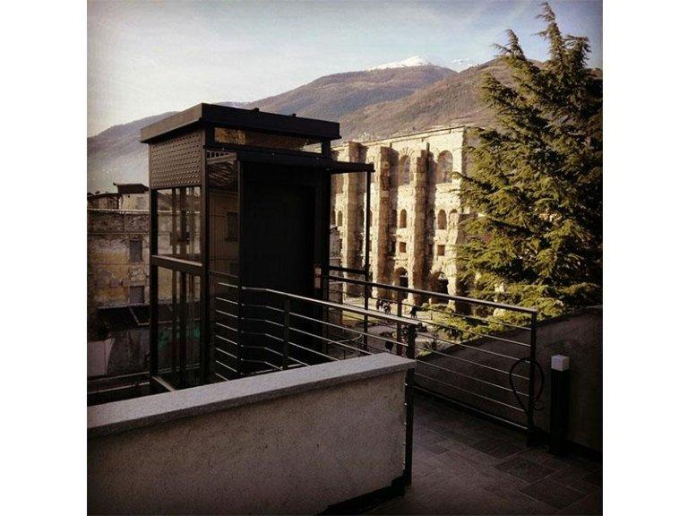 Vendita Ascensori Aosta - Faedi Ascensori