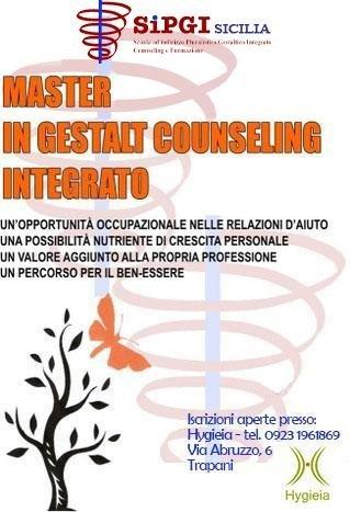 locandina master counseling
