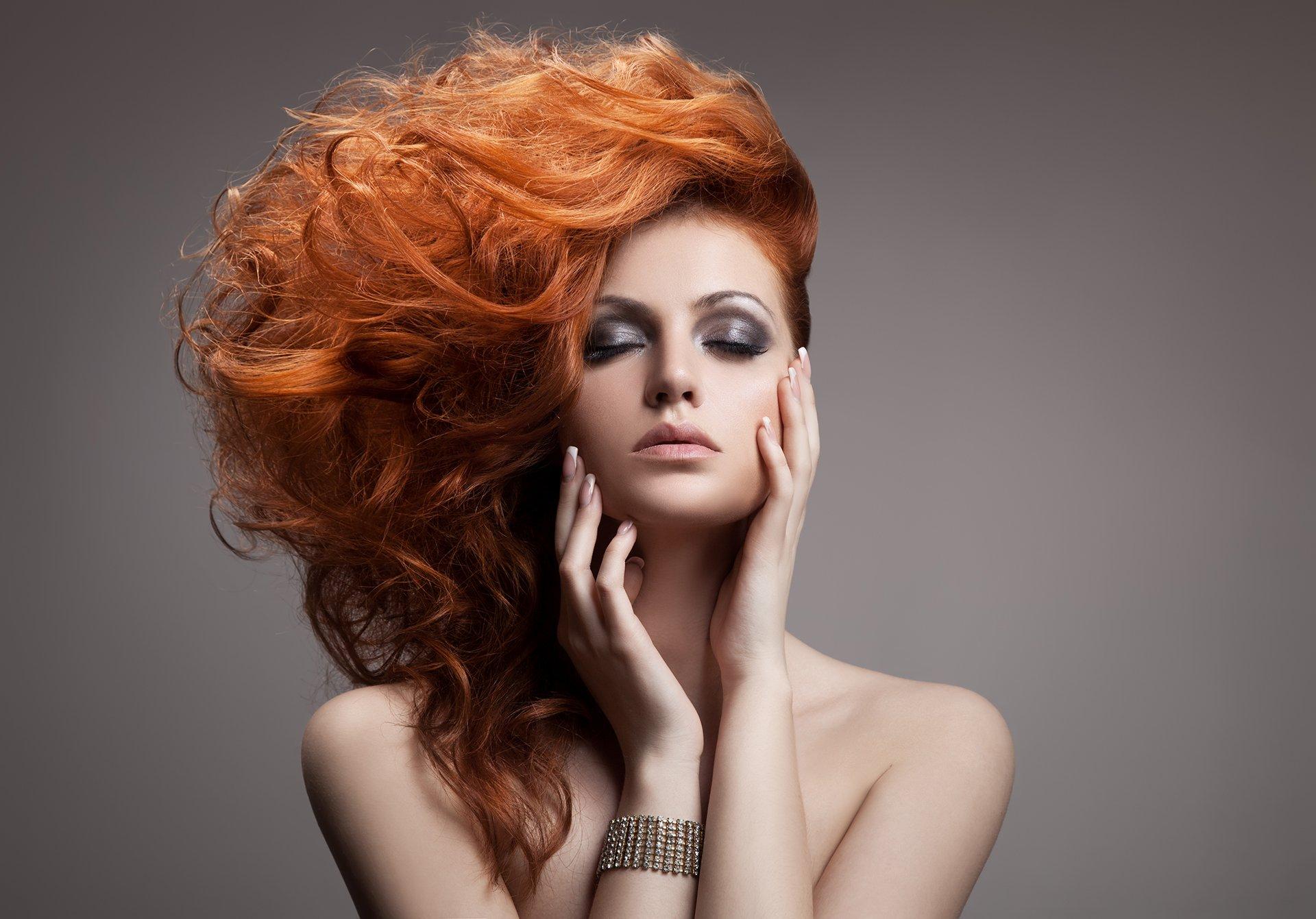 ladies hairstyle