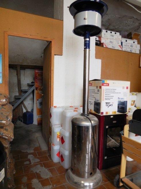 vendita Irradiatore di calore, commercio Irradiatore di calore