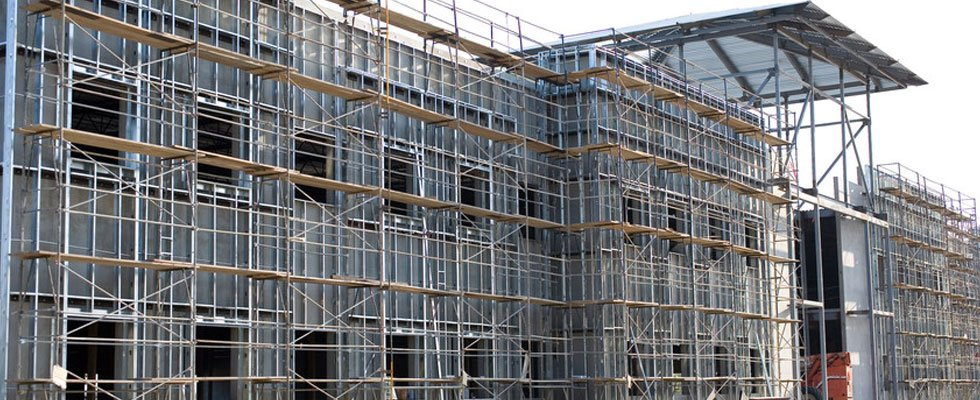 high quality scaffolding service