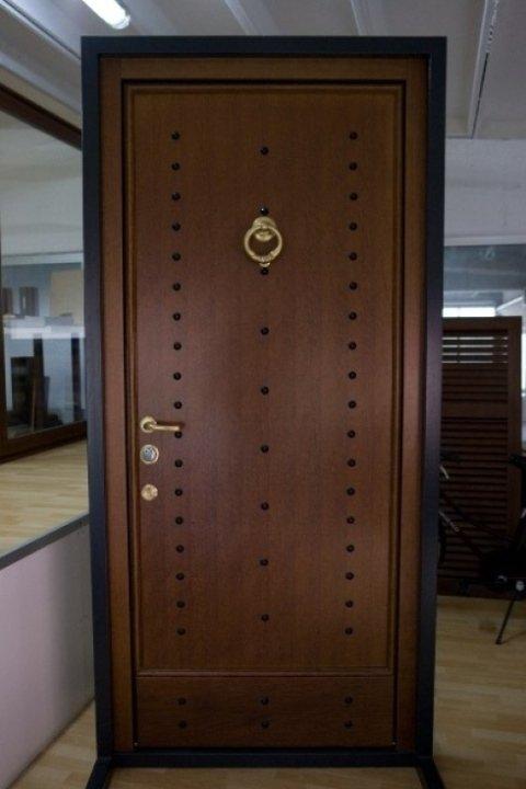 vendita di porte blindate e porte da interni