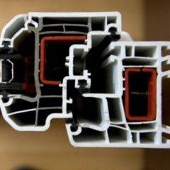 sezione serramento