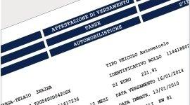 certificati di rottamazione