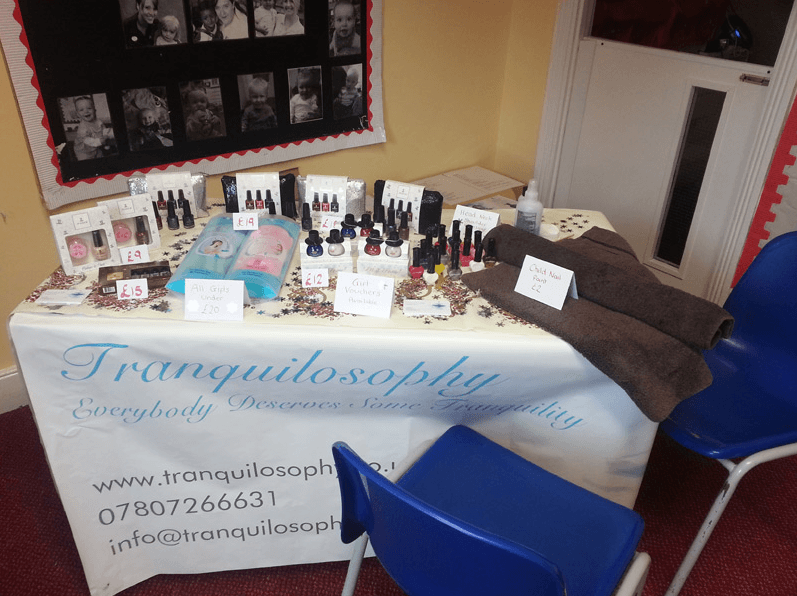 Manicures and pedicures - Camberley, Wokingham, Ascot - Tranquilosophy