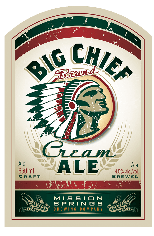 Big Chief Cream Ale