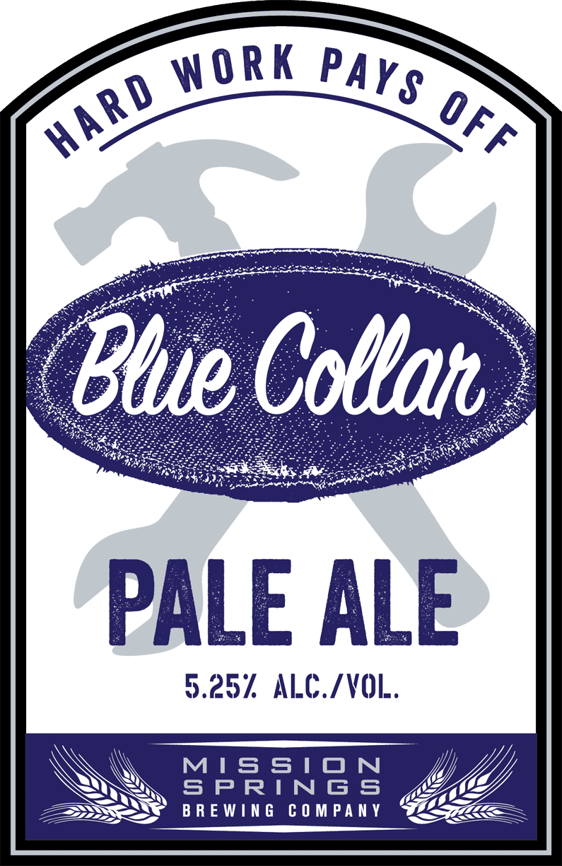 Blue Collar Pale Ale