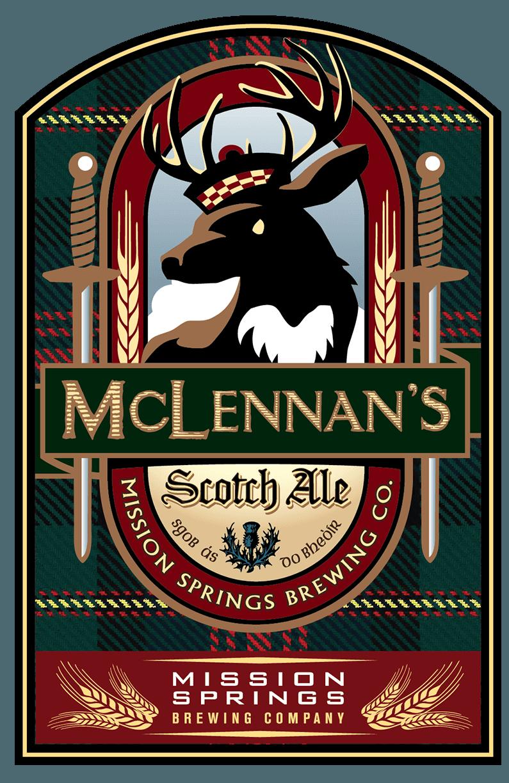 McLennans Scotch Ale