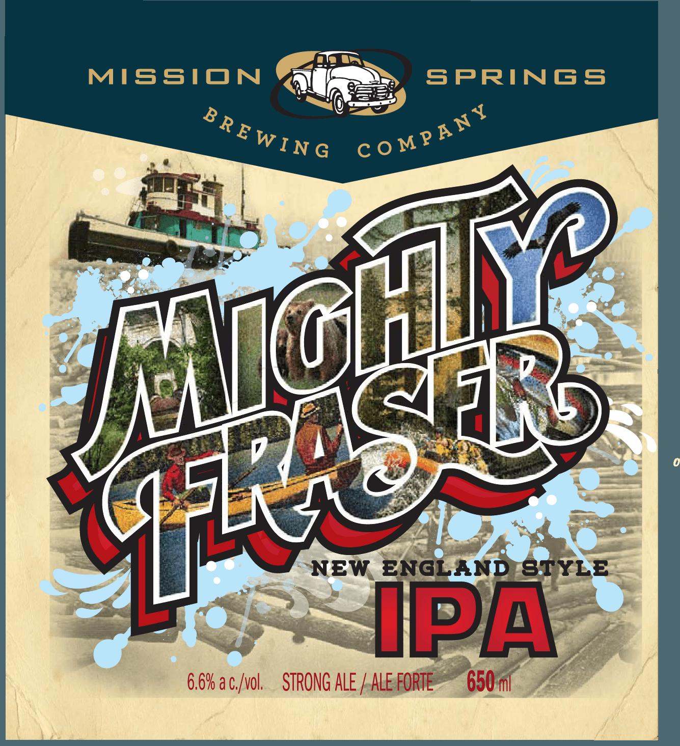 Mighty Frazer IPA