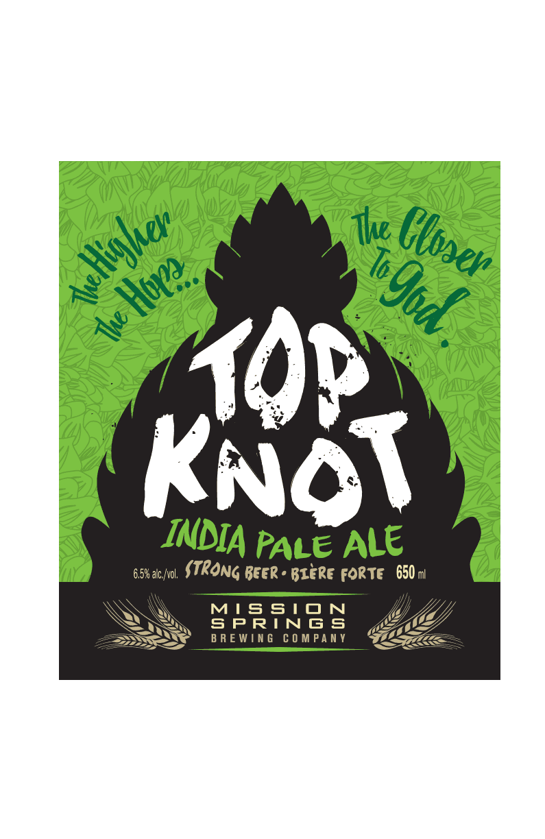 Top Knot IPA