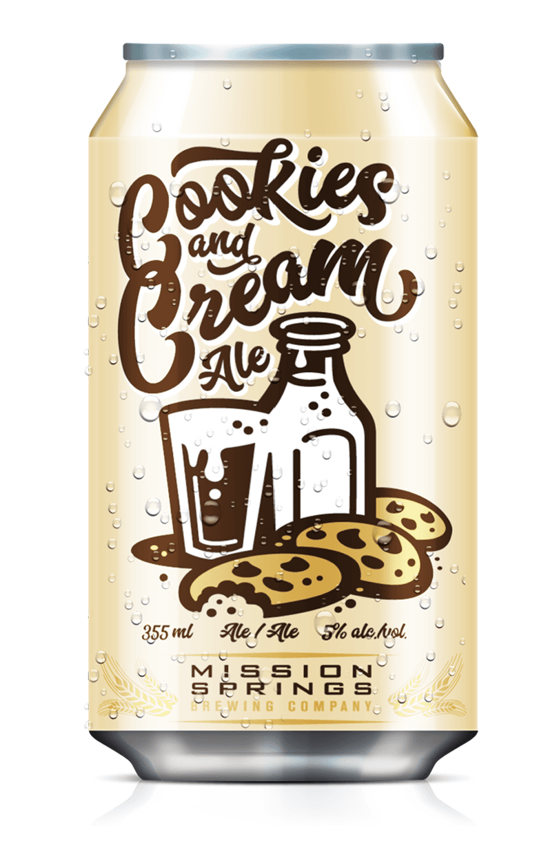 Cookies and Cream Ale