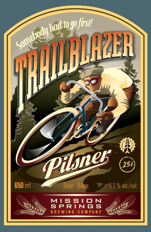 Trailblazer Pilsner