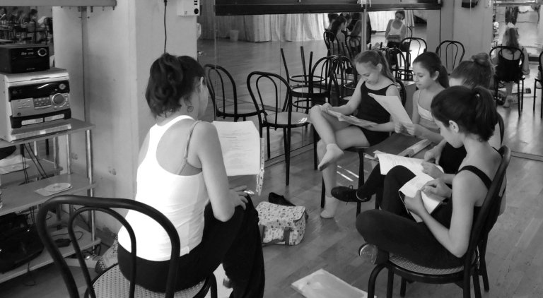 Musical Theatre Con Katherine Whittard