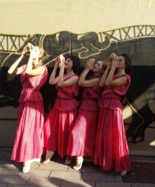 Rievocazione storica danza