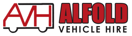 Alford vehicle hire logo