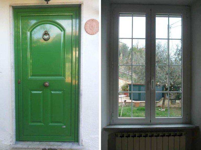 produzione porte e finestre