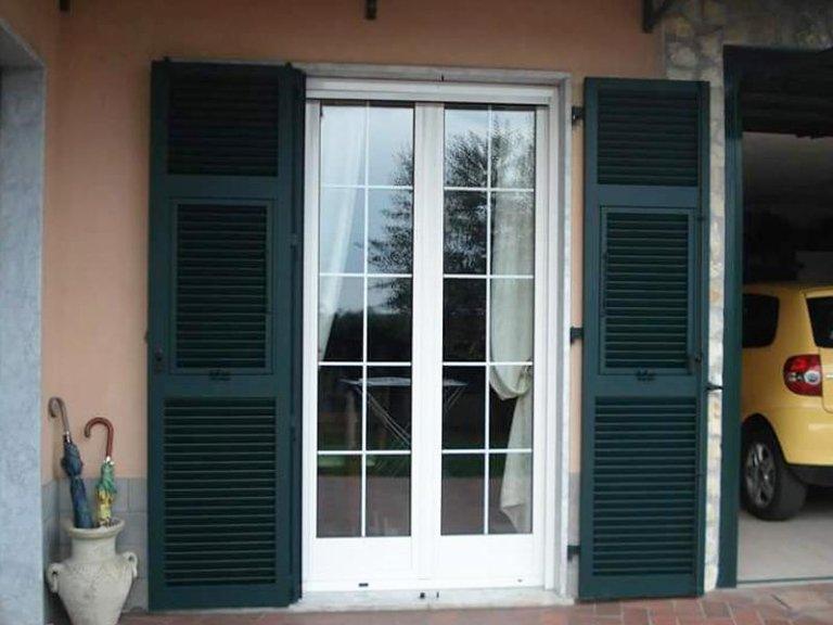 porta finestra alluminio