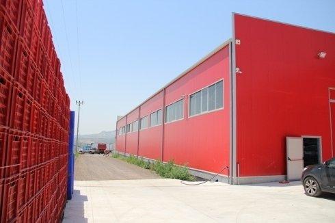 realizzazione capannone
