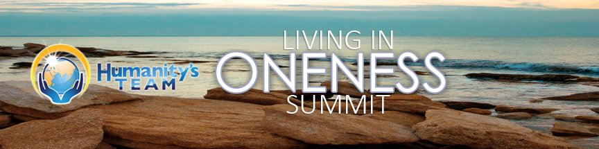 Living in Oneness Summit Graphic