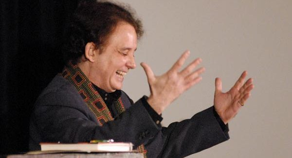 Andrew Harvey, mystical scholar, Rumi translator, teacher, writer and Sacred Activism architect
