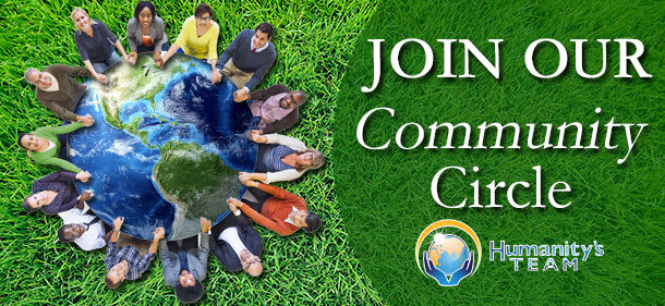 Join Our Community Circle Image