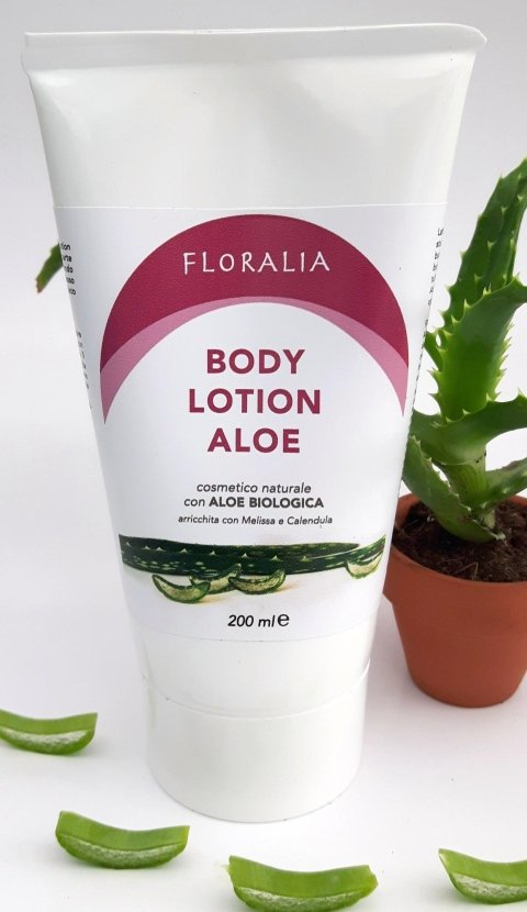 Body lotion Aloe