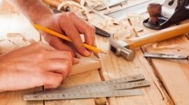 materiale in legno
