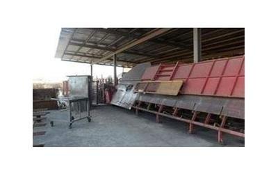 ferro lavorato per cemento armato Carrara