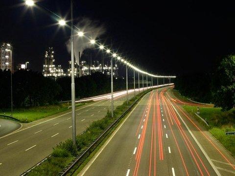 Manutenzione illuminazione pubblica urbana