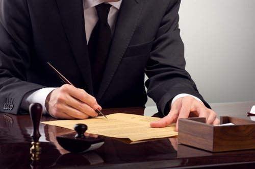 Attorney working on a case to provide legal service in West Plain, MO