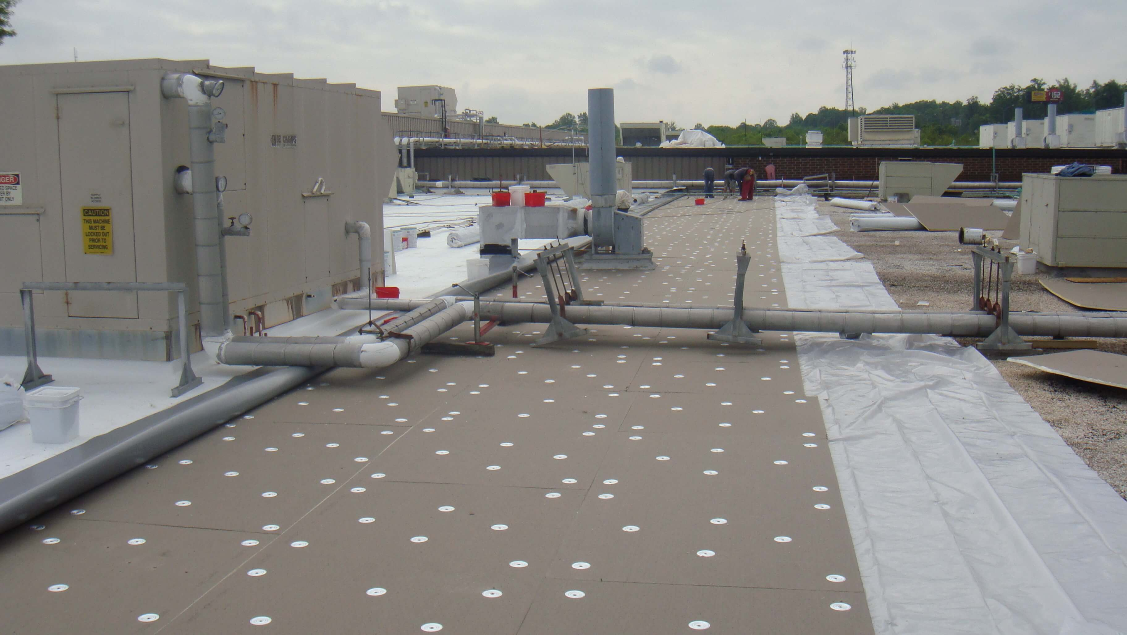 Winston-Salem Commercial Roofing