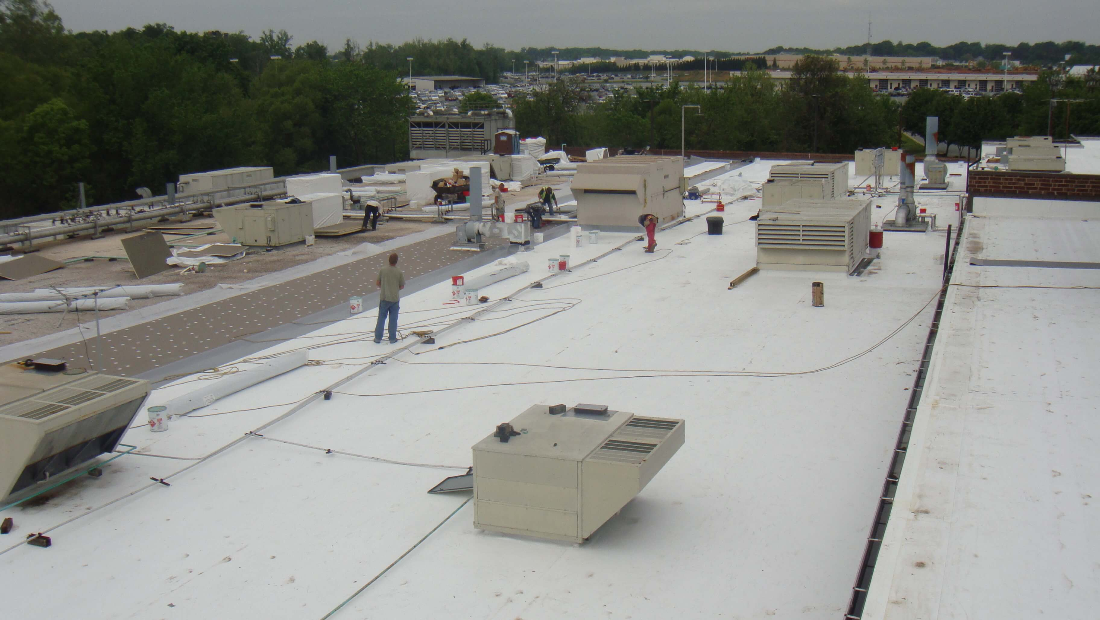 Affordable Commercial Roofing Winston-Salem